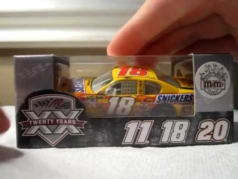 Kyle Busch's 2011 Snickers Peanut Butter Squared