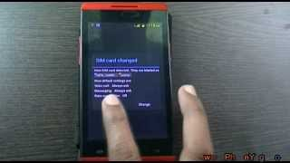 Hard reset Xolo A500S IPS mobile
