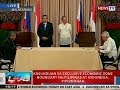 Ntvl: Kasunduan Sa Exclusive Economic Zone Boundary Ng Phl At Indonesia, Pipirmahan