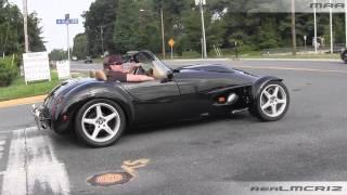 VERY RARE Panoz AIV Roadster