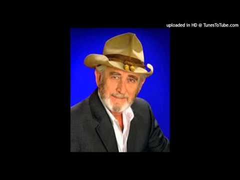 Don Williams - Take It Easy On Yourself