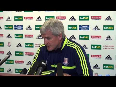 Mark Hughes Press Conference: Chelsea