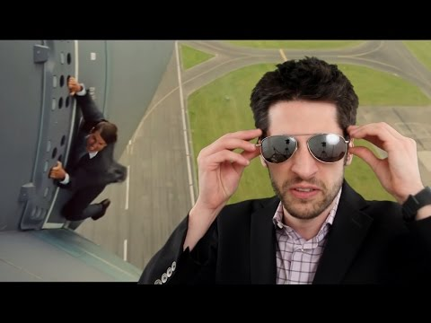 Mission: Impossible - Rogue Nation Teaser Trailer Review video
