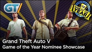 Game of the Year Nominee - Grand Theft Auto V