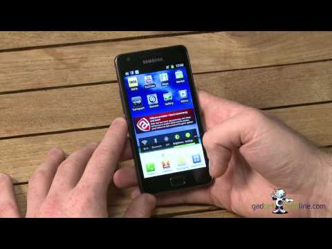 ... to improve your Android Battery life - Using the Samsung Galaxy SII