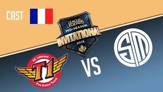 SKT vs TSM - MSI 2015 - Jour 1 - Group Stage - FR