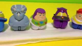 Toy Story Jessie Trixie Hero Buzz Lightyear Zurg Alien Packs-Disney