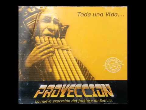 PROYECCION DE BOLIVIA SELECCIÓN ROMÁNTICA