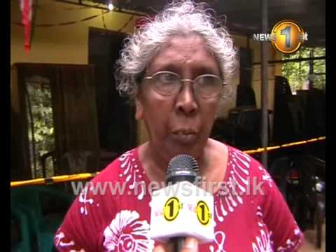 Naked body of Warapitiya female undergraduate found_Newsfirst