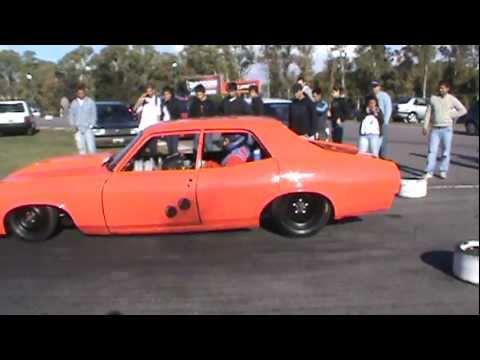 Chevy Naranja! Bestia  Segunda fecha del Master de 1/4 de Milla.15/05/11
