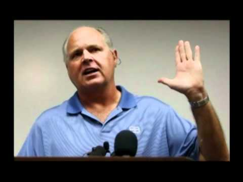 Rush Limbaugh Busted By Caller Over Sex Tour!