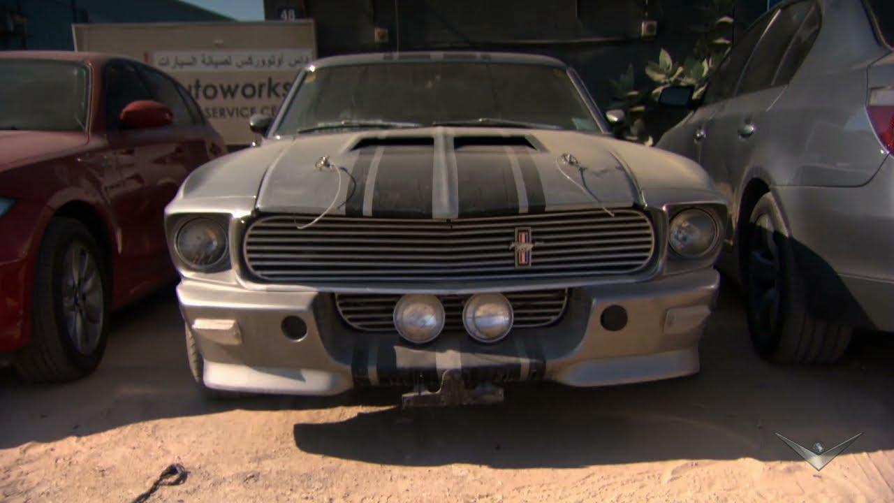 Dubai S Abandoned Sports Cars Wheeler Dealers Trading Up