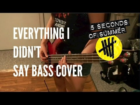 5 Seconds Of Summer - Everything I Didnt Say Livesos