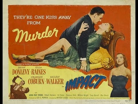 IMPACTO (IMPACT, 1949, Full movie, Spanish, Cinetel)