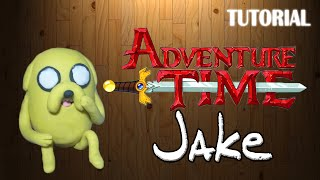 Tutorial Jake en Plastilina | Hora de Aventuras | Jake Clay Tutorial
