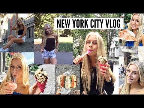 New York City Fashion, Food, & Sight Seeing Vlog