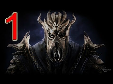 Skyrim Dragonborn Walkthrough - part 1 HD Skyrim Dragonborn Walkthrough part 1 dlc gameplay XBOX