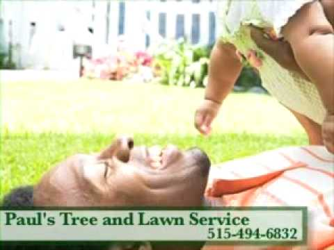 Paul''s Tree and Lawn Service, Des Moines, IA