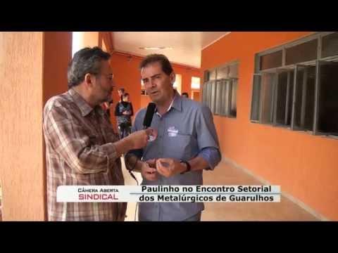 CÂMERA ABERTA ENTREVISTA PAULO PEREIRA DA SILVA