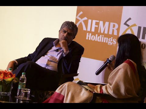 Disruption in Financial Services - Mr. Nandan Nilekani