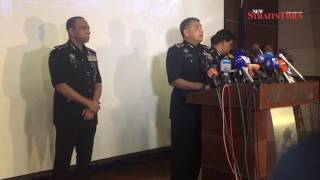 Jong-nam murder: Two more N. Korean suspects sought, says IGP
