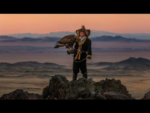 THE EAGLE HUNTRESS: Eagle Hunting Documentary from the Heart of Mongolia streaming vf