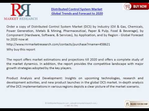 Distributed Control System Market Premium Insights to 2020