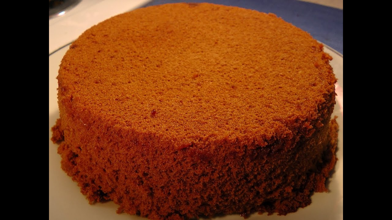 Sponge Cake Recipe Without Egg