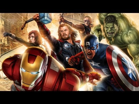 The Avengers Assemble: Ultimate Character Guide