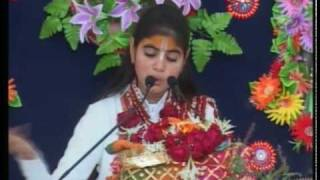 Sadhvi Chitralekha Deviji - Day 2 of 7 Shrimad Bhagwat Katha - Part 15 of 26