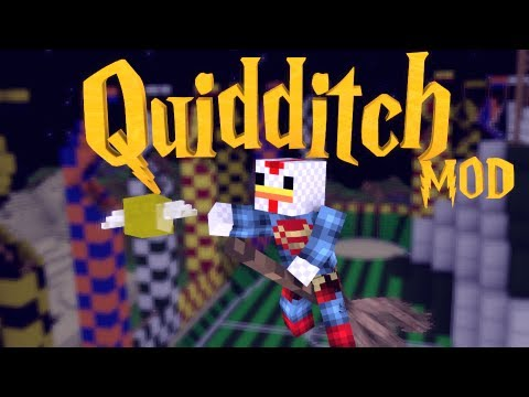 Quidditch Mod: Minecraft Harry Potter Quidditch Mod Showcase! – 2MineCraft.com