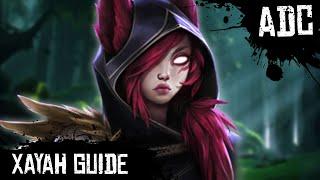 Xayah Guide - How to Play Xayah   League of Legends   Season 8