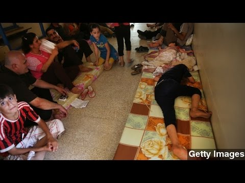 Christians Flee Mosul After ISIS Convert-To-Islam Ultimatum