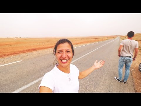 Weltreise Tag 445 • Von Fès nach Merzouga • Vlog #060