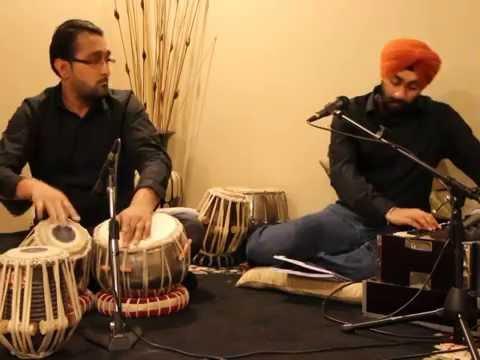 Tere Bina Rogi Hoye-harmeet Singh video