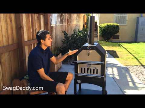 Troops BBQ Pizza Oven Review - SwagDaddy