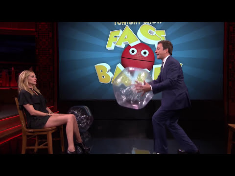 Face Balls with Julia Roberts
