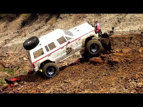 RC ADVENTURES - TTC 2012 - Eps 4 - HiLL CLiMB - Scale 4x4 Truck Challenge