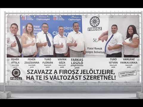 2019.Wörös -Firosz kampánydal Hajrá tiszabura!Hajrá FARKAS LÁSZLÓ