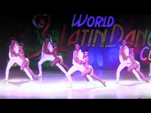 WLDCup 2015 ~ Final Grupos Salsa Parejas ~ Estilo de Vida