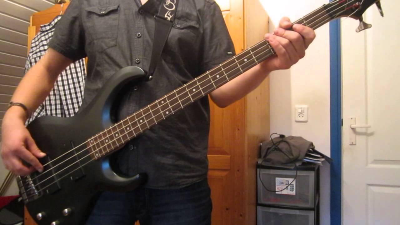 how to play feel good inc on bass
