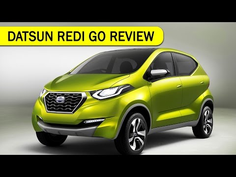 Datsun Redi Go Full Review   Test Drive,Specification & Features