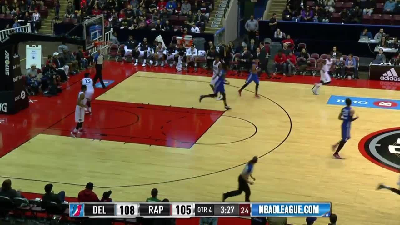Highlights: Jordan McRae (31 points)  vs. the 905, 11/29/2015