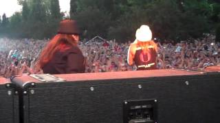 Bret Michaels At The Boise Music Festival