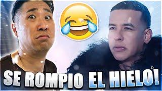 Daddy Yankee - Hielo REACCION COREANO LOCO