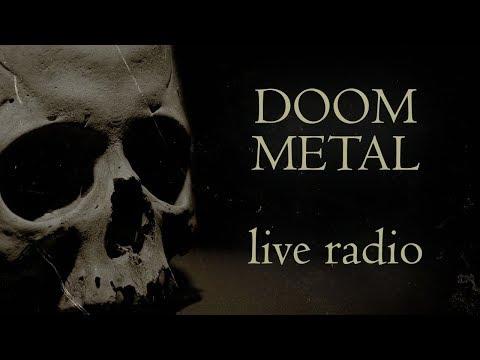 🔴 DOOM Metal Music 24/7 Radio Live Stream by SOLITUDE PRODUCTIONS (death doom, funeral doom, sludge)