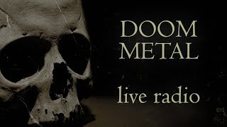 🔴 DOOM Metal Music 24/7 Live Radio by SOLITUDE PRODUCTIONS