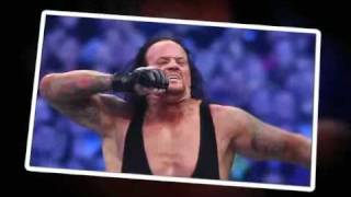 WWE RAW 04/11/11 Taker vs HHH Recap