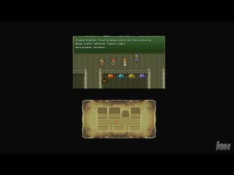 Chrono Trigger DS Review