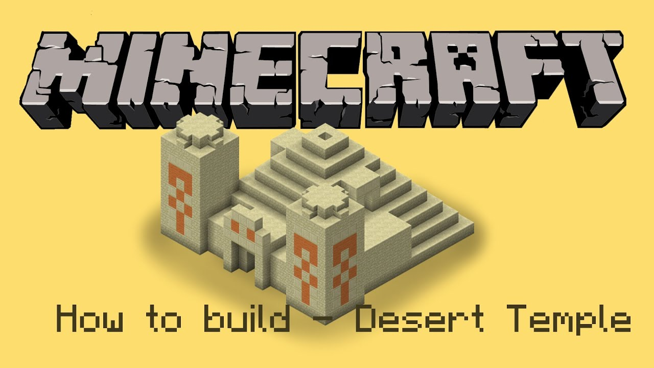 How to Build Desert Temple